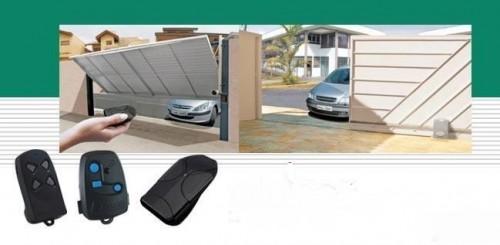 Automação com controle de acesso;